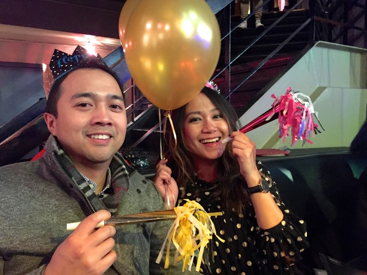 CELEBRATING NEW YEAR 2017 (SAN FRANCISCO STYLE)