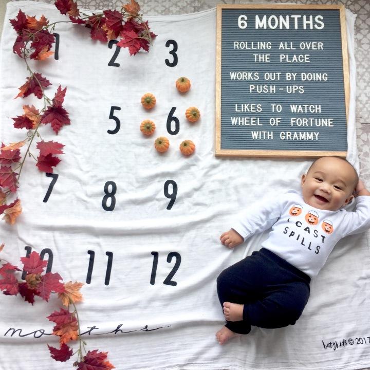 6 MONTHS BABYUPDATE