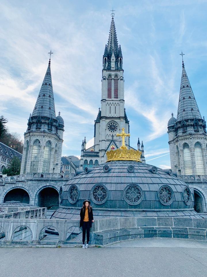 A Pilgrimage to Lourdes,France