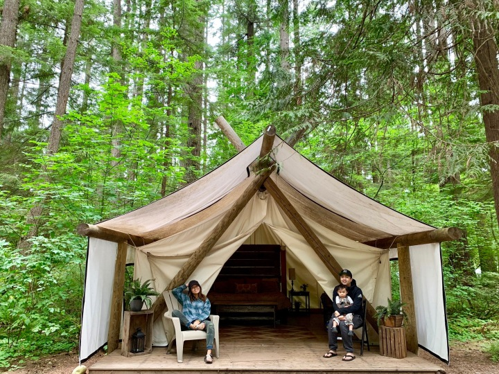 WHY YOU WILL LOVE A GLAMPING TRIP